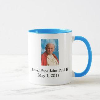 Blessed Pope John Paul II Mug