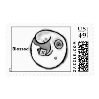 Blessed Stamp