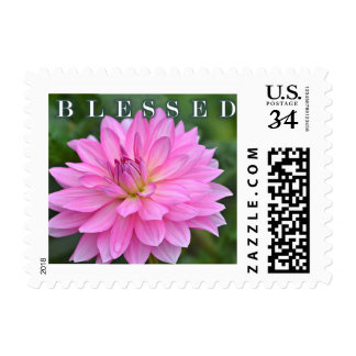 Blessed Postage Stamp