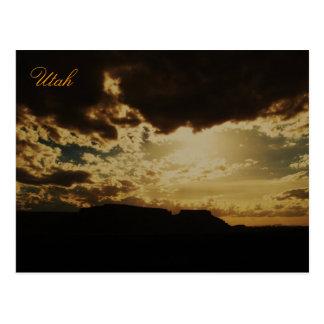 Blessed Postcard