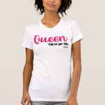 Blessed Queen T-Shirt