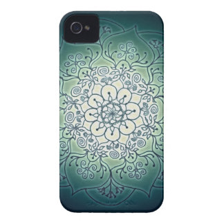 Blessed Rain-Glow Case-Mate iPhone 4 Case