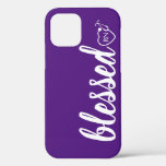 Blessed Registered Nurse iPhone 12 Case