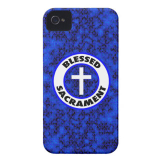 Blessed Sacrament Case-Mate iPhone 4 Cases