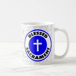 Blessed Sacrament Coffee Mug