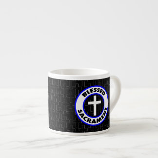 Blessed Sacrament Espresso Cup