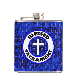 Blessed Sacrament Flask
