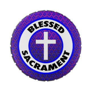 Blessed Sacrament Jelly Belly Tin