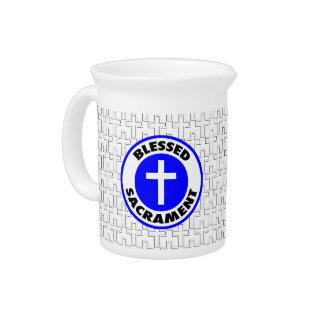 Blessed Sacrament Pitcher