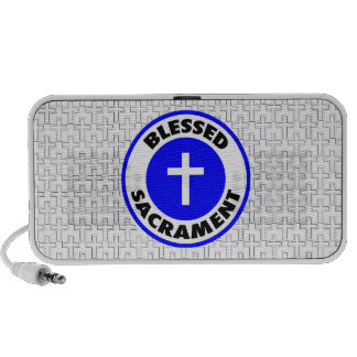 Blessed Sacrament Travelling Speakers