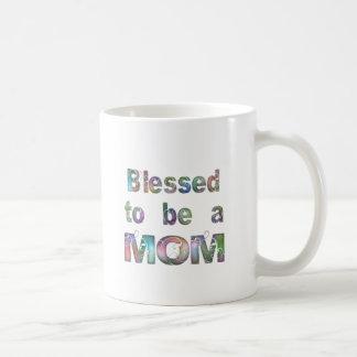 Blessed to be a Mom Coffee Mug