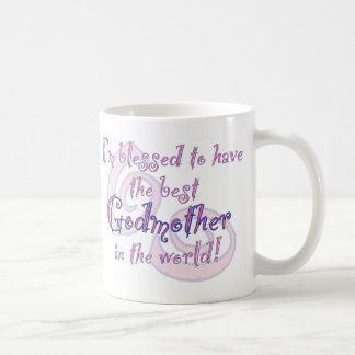 Blessed to have - Godmother Coffee Mug