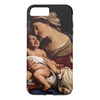 Blessed Virgin Mary and Infant Child Jesus -Sirani iPhone 7 Plus Case