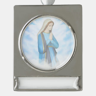 Blessed Virgin Mary Banner Decoration