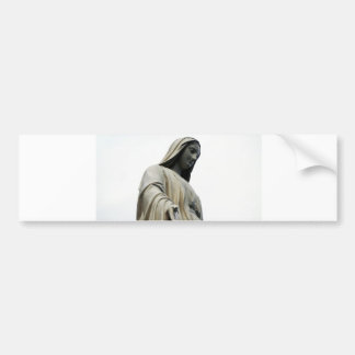 Blessed Virgin Mary Bumper Sticker