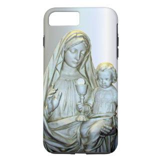 Blessed Virgin Mary - Infant Child Jesus iPhone 8 Plus/7 Plus Case