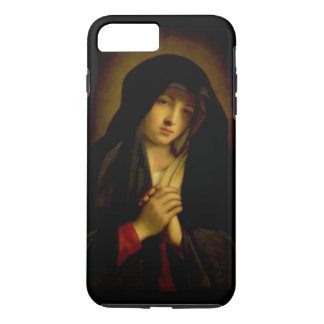 Blessed Virgin Mary, Madonna iPhone 7 Plus Case