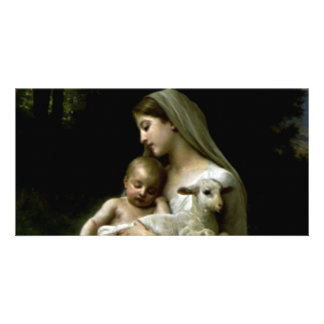 Blessed Virgin Mary - Mother of God Card