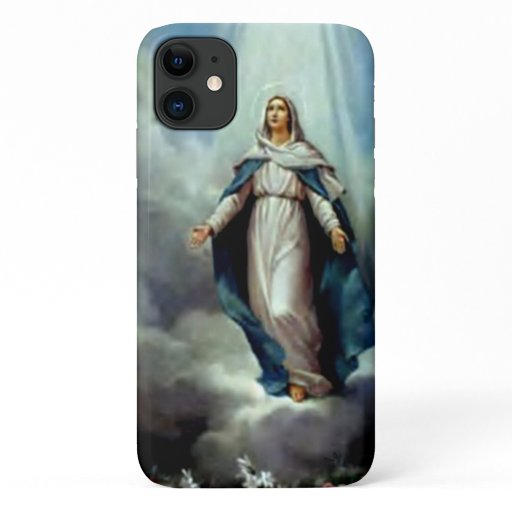 Blessed Virgin Mary - Mother of God iPhone 11 Case