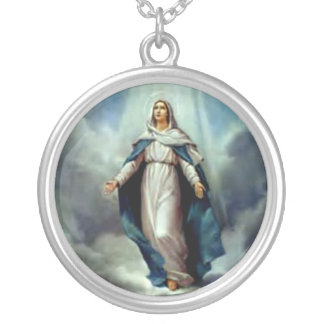 Blessed Virgin Mary - Mother of God Pendants
