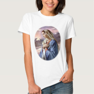 Blessed Virgin Mary - Mother of God T-shirts