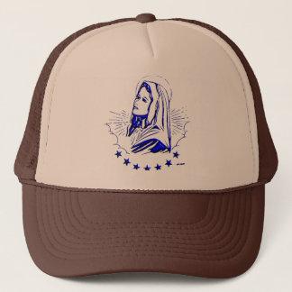 Blessed Virgin Mary - Mother of God Trucker Hat