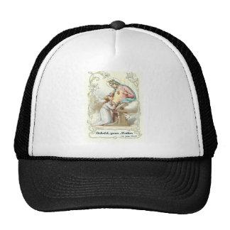 Blessed Virgin Mary Shirt Trucker Hat