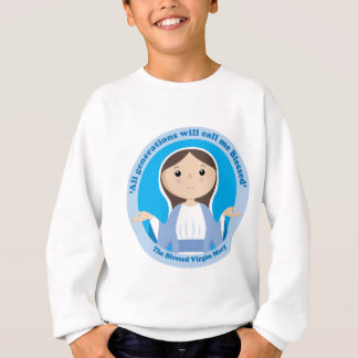 Blessed Virgin Mary Sweatshirt