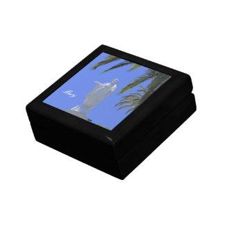 Blessed Virgin Mary Tile Keepsake Box