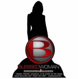 Blessed Woman Desktop Sculpture