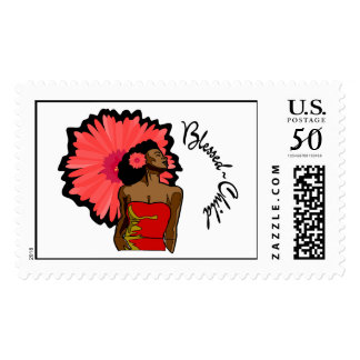 BlessedChild Postage Stamp