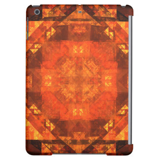 Blessing Abstract Art Case For iPad Air
