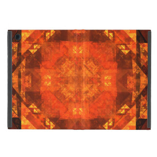 Blessing Abstract Art Case For iPad Mini