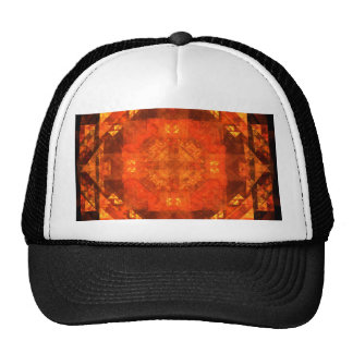 Blessing Abstract Art Hat