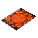 Blessing Abstract Art Notebook