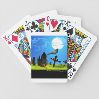 Blessing Bird Bicycle Playing Cards