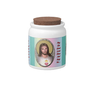 BLessing candy jar