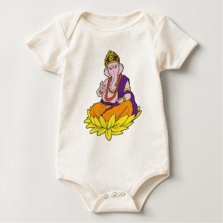 Blessing Ganesha Bodysuits