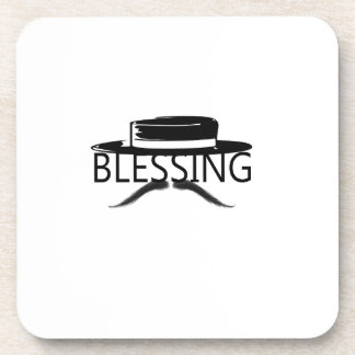 Blessing in Disguise copy.jpg Drink Coaster