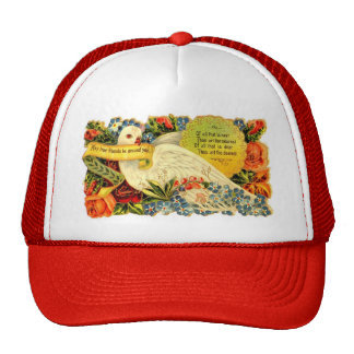 Blessing Message Hat