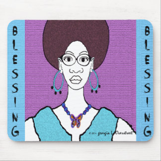 Blessing Mouse Pad