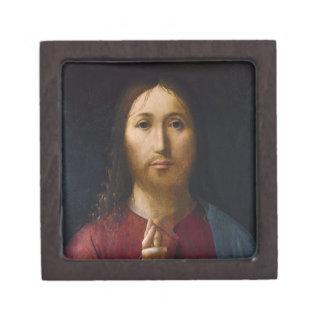 Blessing of Christ 15th Century Keepsake Box