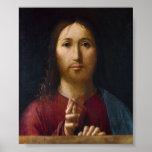 Blessing of Christ Print