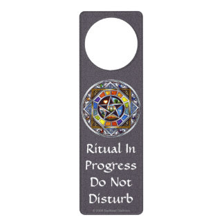 Blessing of Elements Door Hanger