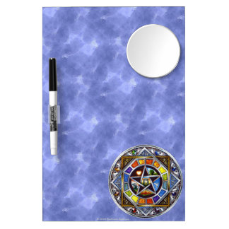 Blessing of Elements Dry Erase Board W/Mirror