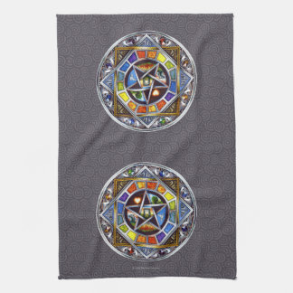 Blessing of Elements Kitchen Towel
