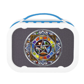 Blessing of Elements Lunch Box