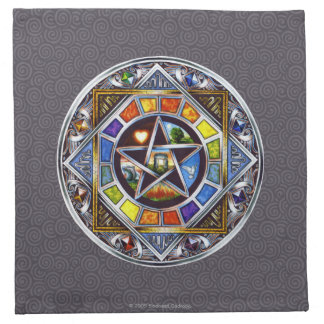 Blessing of Elements Napkins