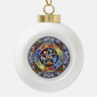 Blessing of Elements  Select Ornament