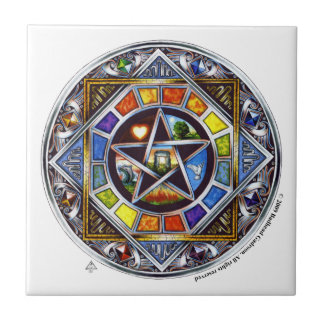 Blessing of Elements Tile